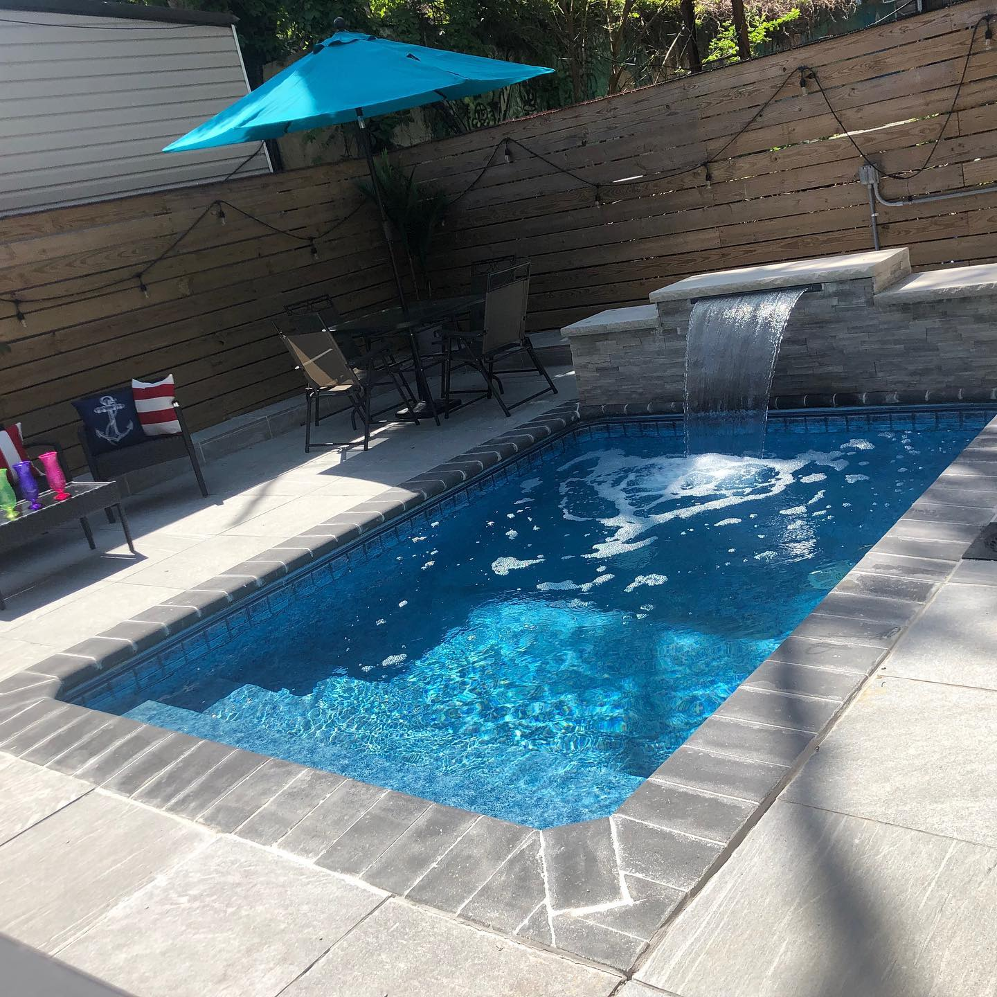 Water Features For Your Swimming Pool Pool Effects Ny