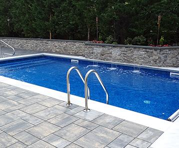 Swimming Pool Installs Inground
